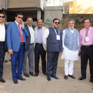 Ground Breaking Ceremony <br/> Pranav Harshkant Mehta Jatf Hostel